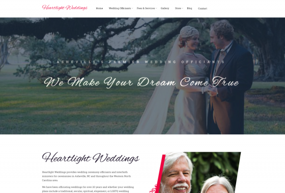 Heartlight Weddings